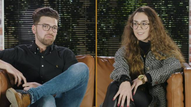 Hoe gaat het met Keanu en Manon uit Blijven Slapen?