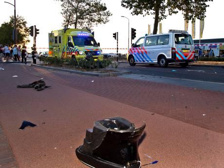 OM: Veroorzaker ernstig ongeluk op Merwedestraat reed minimaal 70 kilometer te hard
