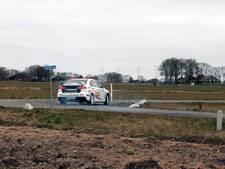 Rallyauto's scheuren zaterdag door Kop van Overijssel