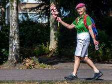 Tachtiger uit Roosendaal loopt voor de 40e keer de Nijmeegse Vierdaagse: 'Zolang het kan, ga ik door'