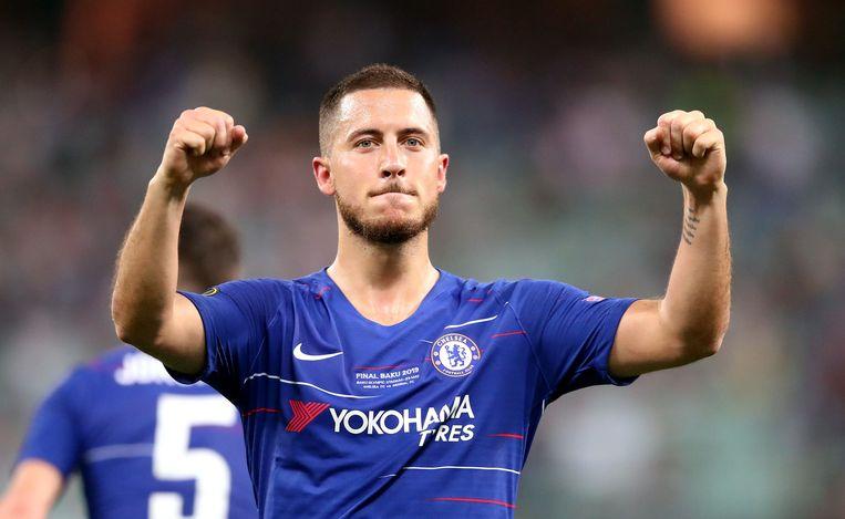 Wie doet Hazard vergeten bij Chelsea.