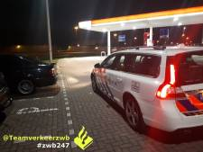 Bestuurder van BMW scheurt met 200 km/u over A59 bij Terheijden, moet meteen rijbewijs inleveren