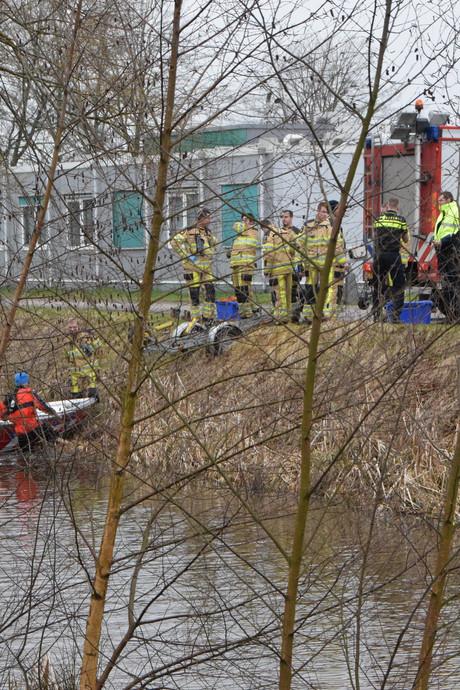 Zoekactie politie en brandweer naar vermiste vrouw in Hardenberg