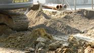 Werken aan Vredesplein Vinderhoute beginnen na bouwverlof