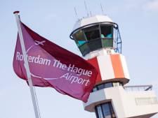 GroenLinks krijgt geen bijval voor sluiting van Rotterdam The Hague Airport
