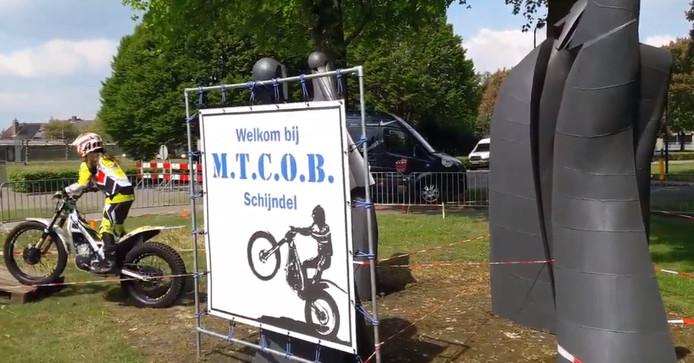 MTCOB hield onlangs een demonstratie tijdens de Sport Awards Meierijstad in Schijndel.
