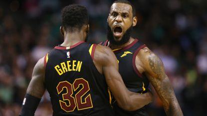 LeBron James vaste klant in NBA-finale: de duizelingwekkende cijfers van een 'King'