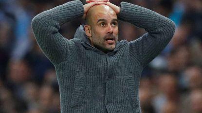"""Guardiola worstelt met zijn emoties na rollercoaster: """"Vreselijk om er zo uit te gaan"""""""
