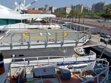 Nieuwe eigenaar voor het helikopterplatform van Damen Shipyards