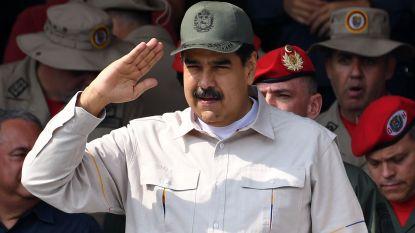 """Maduro: """"Amerikaanse sancties tegen Venezolaanse centrale bank zijn illegaal en immoreel"""""""