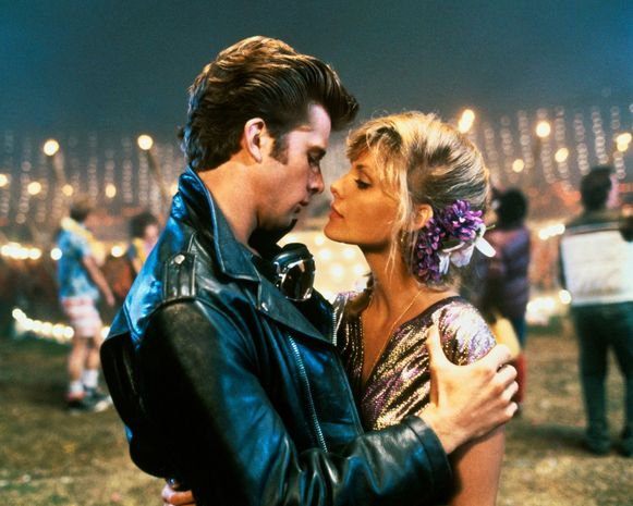 Michelle Pfeiffer in 'Grease II'