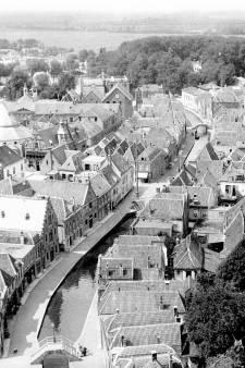Bewegende beelden van Woerden in 1925
