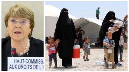 """VN: """"Gezinnen van IS-strijders moeten worden teruggehaald """""""