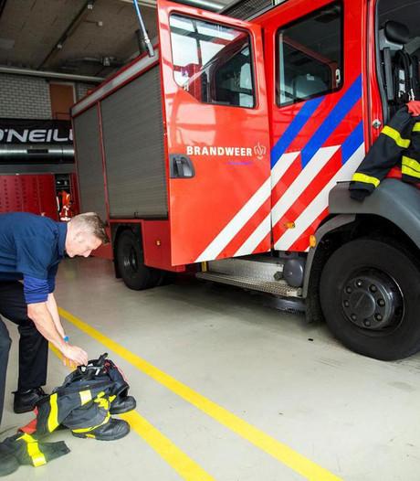 Gewonde door brandende wasdroger in Amstelveen