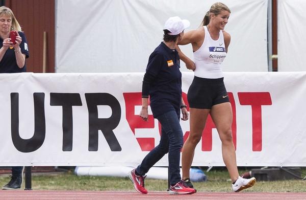**Dafne Schippers gediskwalificeerd na valse start op het NK atletiek**