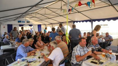 Mosselrestaurant van De Gilde afgeblazen door corona: voor het eerst sinds 1954 geen Gildefeest