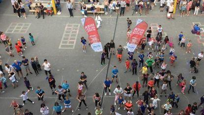 Sportbeurs Sint-Jozef enthousiast onthaald