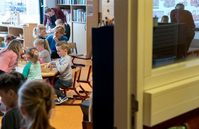 Een baan in het onderwijs wordt steeds populairder.