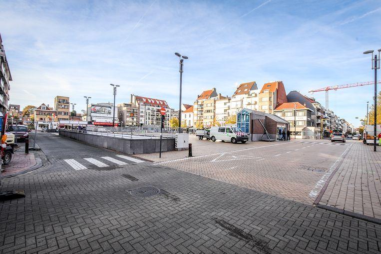 Annelies werd aangereden op het kruispunt van de Piers de Raveschootlaan en het Alfred Verweeplein in Knokke.