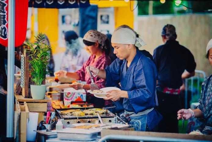 Sushifestival JOY komt weer naar Den Haag.