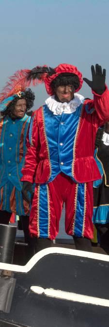 Sinterklaas niet welkom in Harderwijk als hij alleen zwarte pieten meeneemt