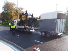 Twaalf boetes bij verkeerscontrole in Baarn
