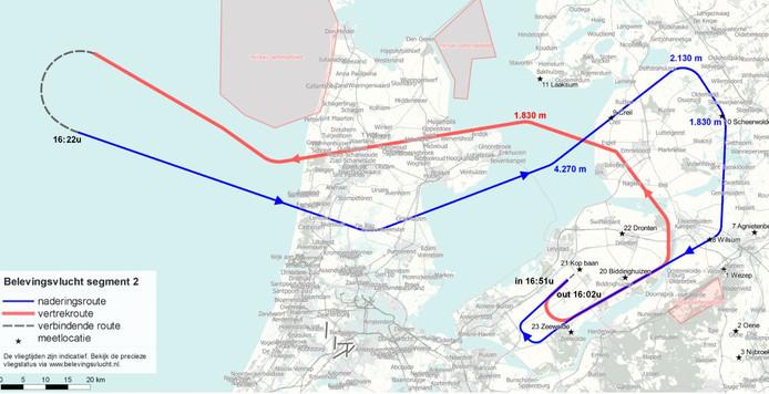Route deel twee