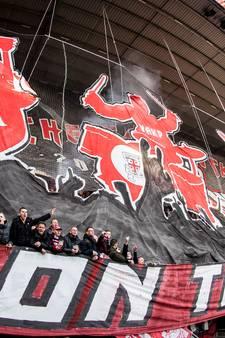 Supporters FC Twente: 'Vak-P lid Wessels maakte echt iets los'