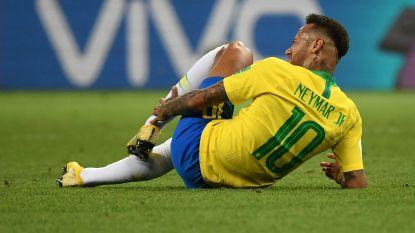 Om je te bescheuren: Belgische fans in Rusland komen met héérlijk lied over Neymar
