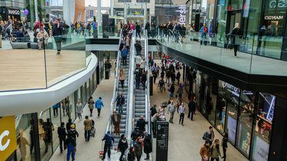 Vijf miljoen bezoekers voor Docks Bruxsel in eerste jaar