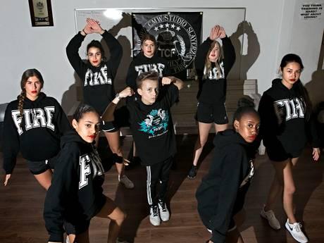 Eindhovense hiphoppers naar halve finale Holland's Got Talent èn naar Amerika