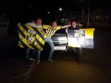 Bekerfinale als reünie: 'Liefde voor Vitesse gaat nooit weg'