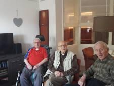 Een week na de blikseminslag nog steeds zonder tv: Udense ouderen snappen er niks van