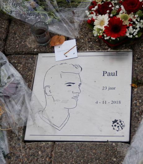 12 jaar cel voor Andy D. na doodsteken stapper Paul Pluijmert (23) in Breda