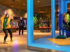 Nieuw interactief spel bij station Breda
