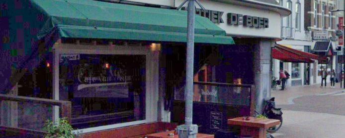 Café Van Rijn aan de Molenstraat in Nijmegen
