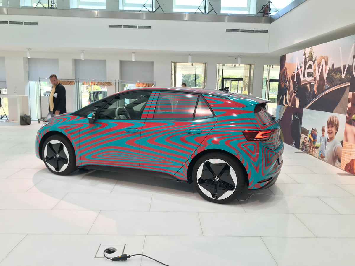 VW onthult de definitieve versie begin september.