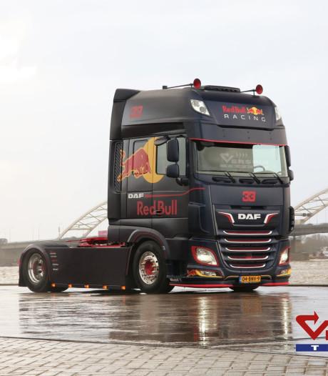 'Max Verstappen-trucks' uit Hoornaar