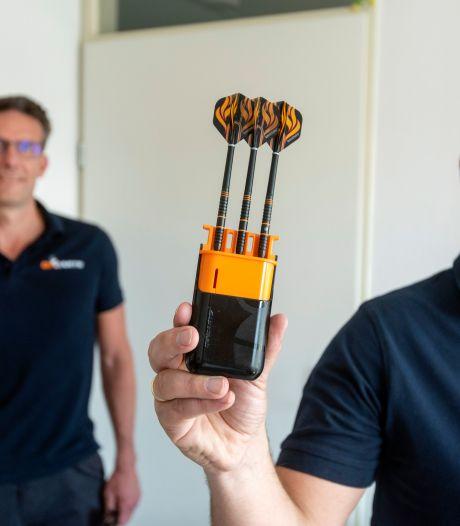 Deze Arnhemse vondst laat darters beter gooien zonder extra training