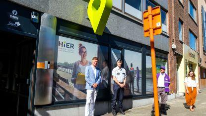 """Nieuw preventie- en politiehuis op Grote Markt zwaait de deuren open: """"Hier zijn we volgens de Bomenaar het meest nodig"""""""