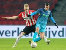 PSV'er Baumgartl koestert vooral de punten tegen Sparta: 'Belangrijk om weer in het ritme te komen'