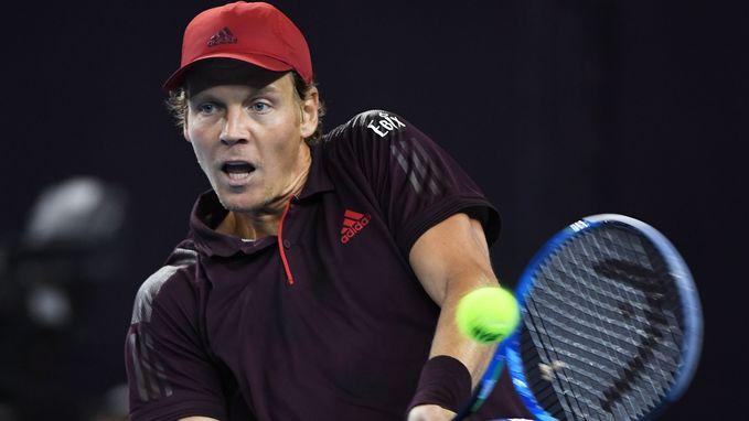 Ook Tomas Berdych zet punt achter tennisseizoen