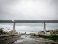 Le dernier tronçon du nouveau pont de Gênes a été posé