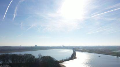 VIDEO. Dronebeelden tonen mooi lenteweer: dit weekend tot 16 graden