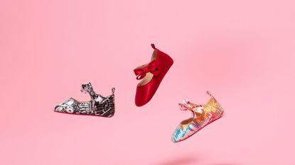 Louboutin brengt opnieuw limited edition babyschoentjes uit