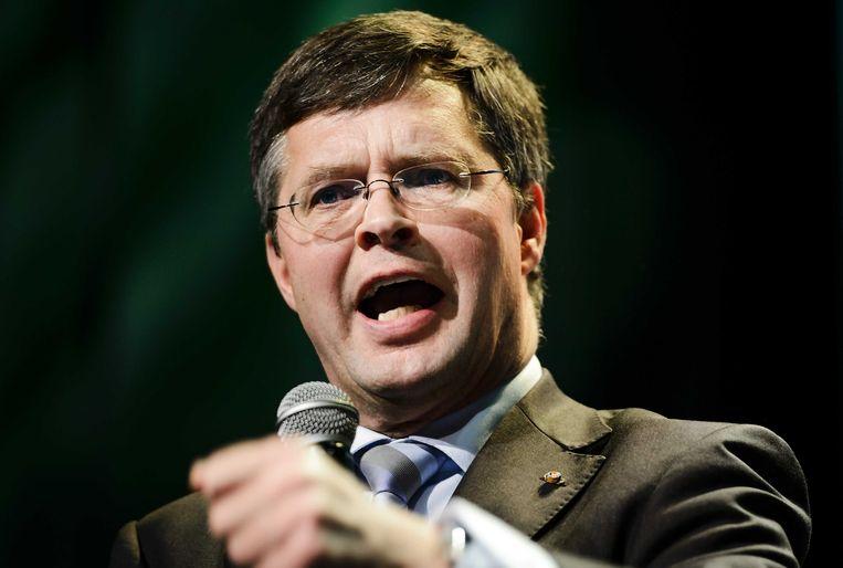 Jan Peter Balkenende. Beeld ANP