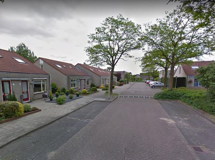 De Meervalkolk in Zwolle, waar Bakker bestolen werd van haar portemonnee.