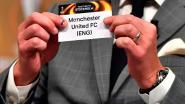 Manchester United deelt meteen prikje uit aan Anderlecht