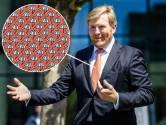 Koning gaat voor dure das met paardrijcaps en Máxima draagt nieuw horloge van Cartier