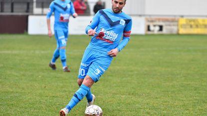 """Quincy Rombaut ziet Lochristi ex-club uit beker knikkeren: """"Maakten het onszelf moeilijk tegen Latem"""""""